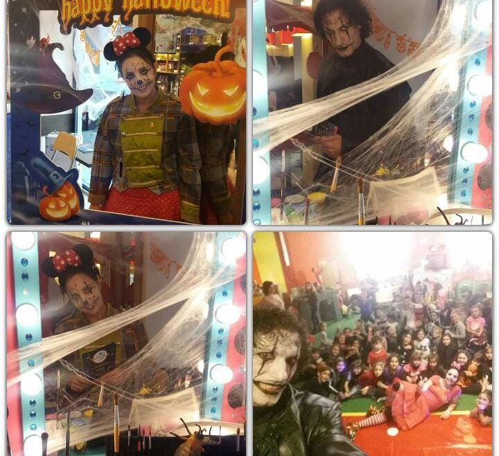 The Magic Halloween al Paese dei Balocchi
