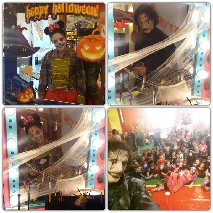 The Magic Halloween al Paese dei Balocchi